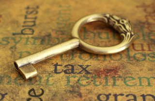 Tax and key